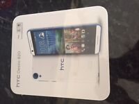 Brand Spanking New HTC Desire 820 - 16GB White/Blue