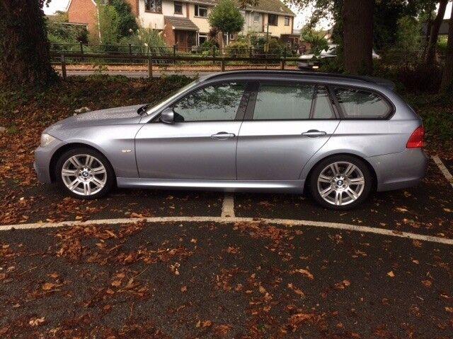 BMW 320D M SPORT ESTATE 2011 REDUCED FOR QUICK SALE