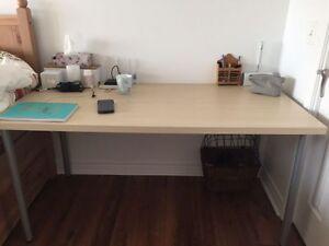 """ikea desk 59""""*29.5"""" 150*75cm"""