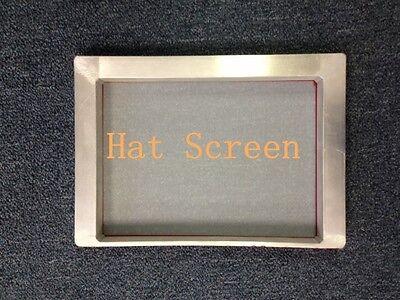 8.5 X 12aluminum Screen Printing Hat Screens With 305 Mesh Count