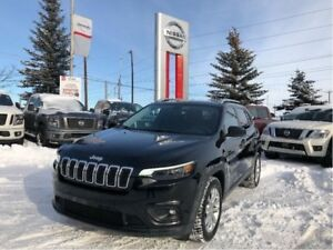 2019 Jeep Cherokee North FWD ONE OWNER! CLEAN CARFAX!
