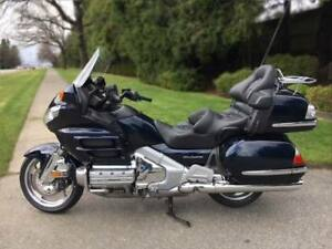 2009 Honda Goldwing GL1800 Airbag