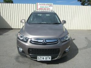 2013 Holden Captiva CG MY13 7 LX (4x4) Grey 6 Speed Automatic Wagon Windsor Gardens Port Adelaide Area Preview