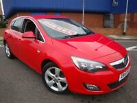 61 VAUXHALL ASTRA 2.0CDTi 16v ( 165ps ) ( s/s ) SRi// £30 ROAD TAX//