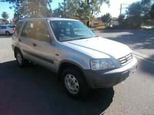 1998 Honda CR-V (4x4) Silver Frost 5 Speed Manual 4x4 Wagon Alberton Port Adelaide Area Preview