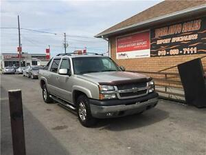 2006 Chevrolet Avalanche LS**4x4***LEATHER***FULLY LOADED***