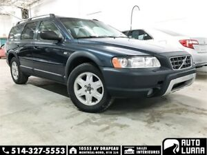 2006 Volvo XC70 AWD/TOIT/CUIRE/MAGS/SIEGES CHAUF./TRÈS PROPRE