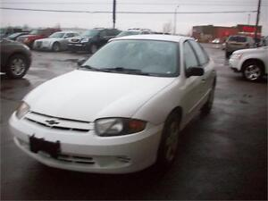 2005 Chevrolet Cavalier VL RUNS AND DRIVES AS-TRADED AS-IS