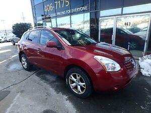 2008 Nissan Rogue SL AWD LEATHER MOONROOF