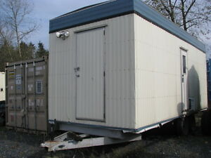 Portable Shower Trailer-3 Stall-Good Condition