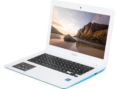 ASUS C300 (C300SA-DH02-LB) Light Blue Chromebook Intel Celeron N3060 (1.60 GHz)