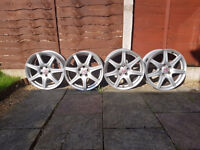 Honda Civic Type R FN2 18'' alloy wheels