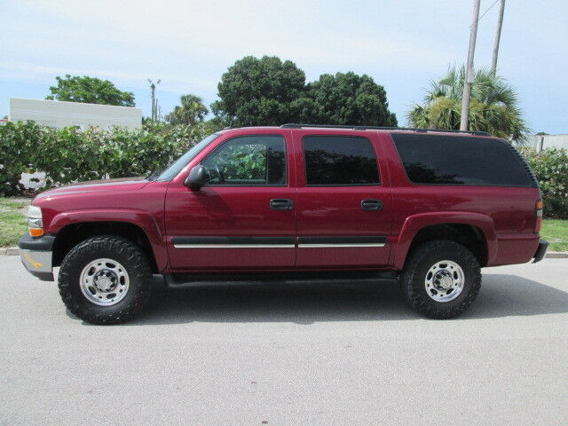 2005 chevy suburban 2500hd clean truck must see used chevrolet other for sale in vero beach. Black Bedroom Furniture Sets. Home Design Ideas