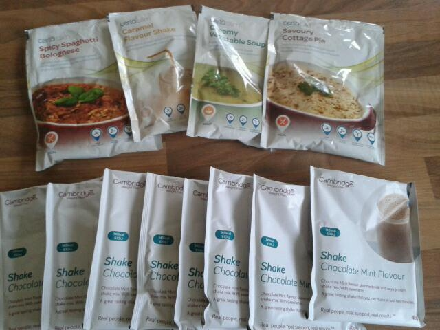 Cambridge Diet and Certaslim VLCD meal packs | in Ryton, Tyne and Wear | Gumtree