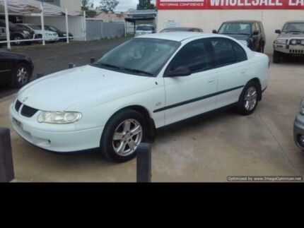 2002 Holden Commodore VX II Executive White 4 Speed Automatic Sedan Laidley Lockyer Valley Preview