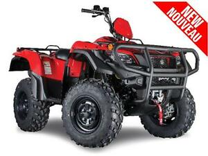 KINGQUAD 750 AXI P-S EDITION SPECIALE
