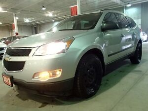 2012 Chevrolet Traverse LS AWD, NAV+ REAR DVD
