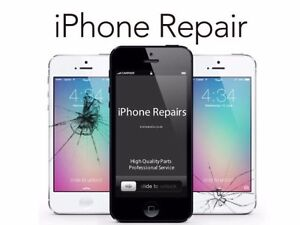 iPhone and computer reparation service