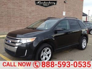 2013 Ford Edge AWD SEL Back-up Cam,  Bluetooth,  A/C,