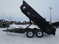 HD COMMERCIAL 14K DUMP TRAILERS - #1 IN THE INDUSTRY! *Tax In*