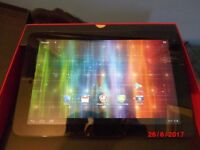 Prestigio Tablet 10.1 Inch Multipad 4 Quantum tablet Android 4.2 In Very Good Condition