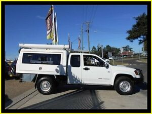 2009 Holden Colorado RC MY09 LX (4x4) White 5 Speed Manual Spacecab Penrith Penrith Area Preview