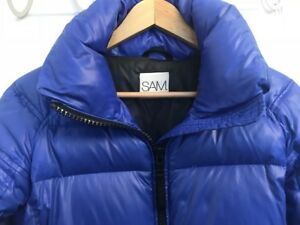 Sam New York Goose Down Women's Winter Jacket - Size XS