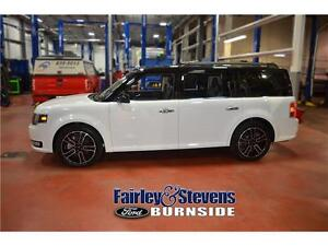 2015 Ford Flex SEL! Leather! Moonroof!