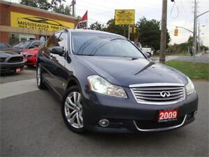 2009 INFINITI M35X,LOCAL,ACCIDENT FREE,LEATHER,SUNROOF,BLUETOOTH