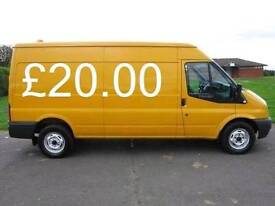 ★★★Cheapest Removals Man and Van 24hr service Bournemouth, Poole and Christchurch★★★