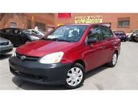 ***2004 TOYOTA ECHO***ECONOMIQUE/EXCELLENT ETAT/CD MP3