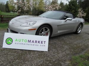 2006 Chevrolet Corvette LS2, INSP, BCAA MBSHP, WARRANTY, FINANCE