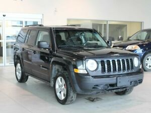 2011 Jeep Patriot North - 4x4, Heated Seats, Bluetooth