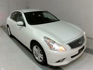 2012 INFINITI G37 Sedan Luxury w/ BACK UP CAM