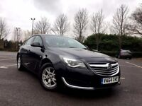 2015 VAUXHALL INSIGNIA 2.0 CDTI DIESEL 23K MILES ECOFLEX £0 TAX 1 OWNER FULL SERVICE PCO OR UBER