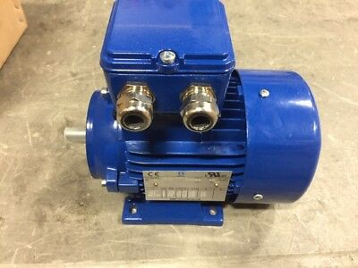 T-t Electric 0.12kw 1000 Rpm 63 Frame Motor B5