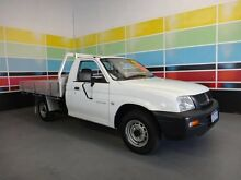 2005 Mitsubishi Triton MK MY05 GL White 5 Speed Manual Wangara Wanneroo Area Preview