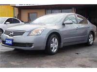 2008 Nissan Altima 2.5s Remote Starter No ACCIDENT.. Very Clean