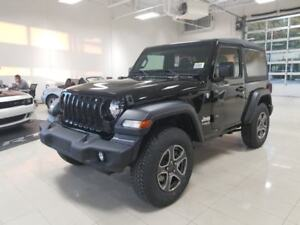 2018 Jeep All-New Wrangler Sport S