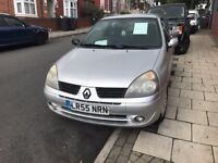 RENAULT CLIO EXTREME 1.5 DCI DIESEL 2005 EXCELLENT RUNNER WITH MOT £30 YEAR ROAD TAX