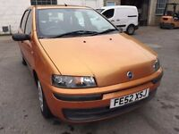 Fiat Punto Automatic only 50000 miles beautiful car