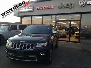 2015 Jeep Grand Cherokee LIMITED**LEATHER**4X4