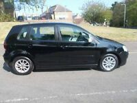 VOLKSWAGEN POLO 1.4 BLUEMOTION 2 AC TDI 5d 79 BHP (black) 2008