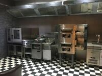 Henny Penny / Fried Chicken Shop Deal -10 Items ( Brand New Gas Chargrill FREE worth £1250 )