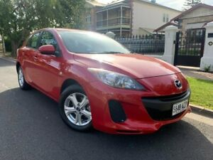 2013 Mazda 3 BL10F2 MY13 Neo Red/Black 6 Speed Manual Hatchback Prospect Prospect Area Preview