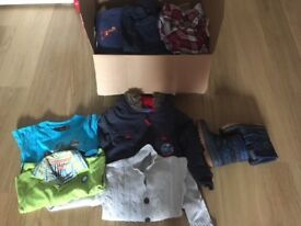 Boys clothes bundle 18-24mths