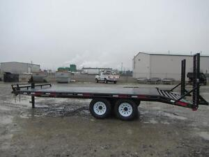 RAINBOW TRAILERS *** 102x20 *** 14K Deck Over Excursion Series !