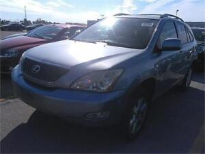 2006 LEXUS RX330 **LEATHER**SUNROOF**NO ACCIDENTS**