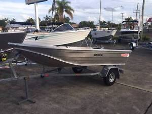 STACER PROLINE 3.59M BOAT/TINNY Mooloolaba Maroochydore Area Preview