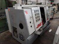 HAAS MODEL HL2 CNC LATHE